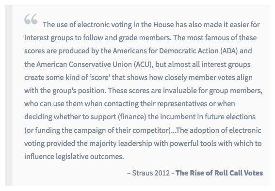 The Congressional Research Institute